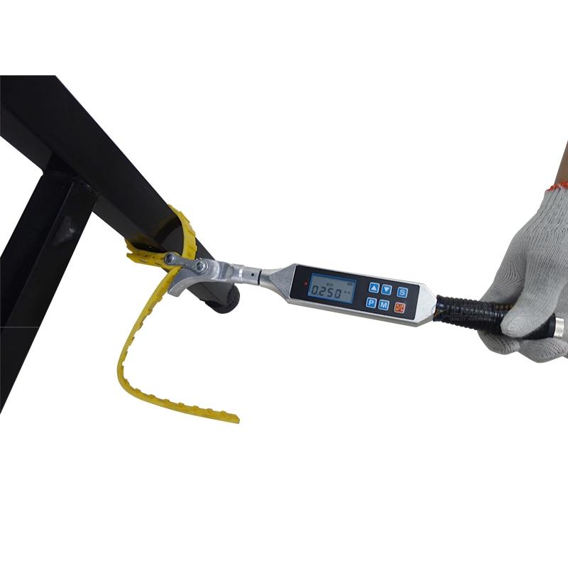 檢測外六角螺栓套筒扭力扳手