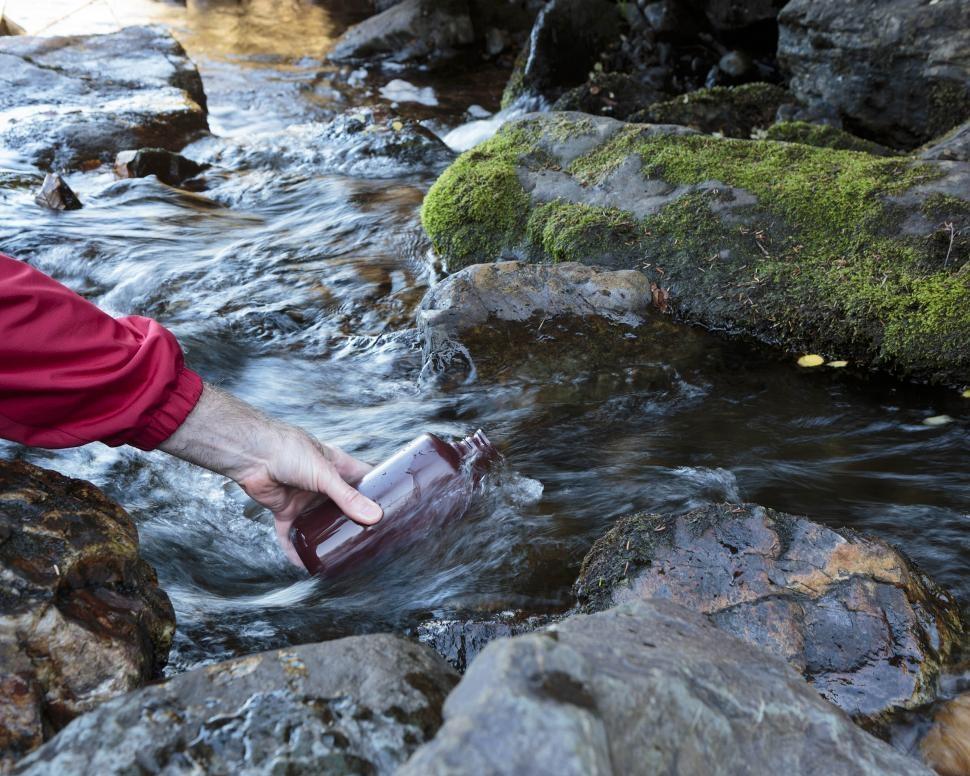 水质在线分析仪取样