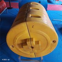 FT800*900秦山重力壩水電站FT80渦輪攔汙浮筒