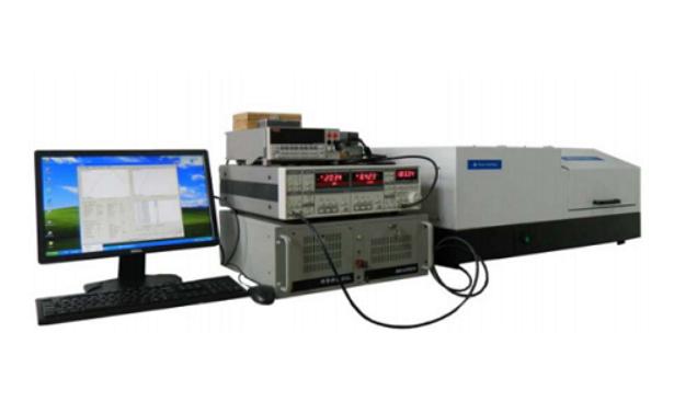 IPCE测试系统