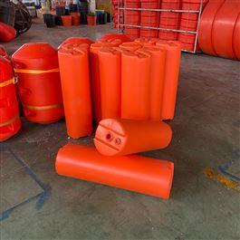 FT300*1000水污染垃圾拦污塑料漂排浮筒