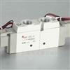 SMC先导式5通电磁阀技术参考