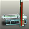 100KN蒸压加气混凝土板弯曲试验机